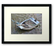 That Sinking Feeling Framed Print