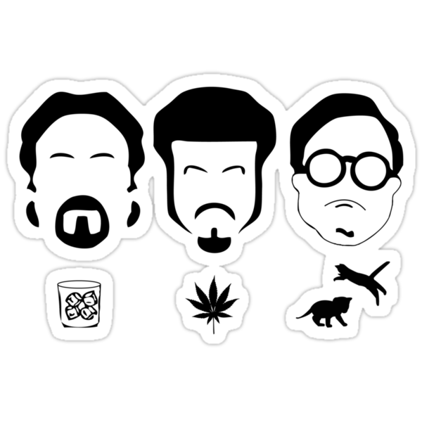 Trailer Park Boys (Black) by themoose615