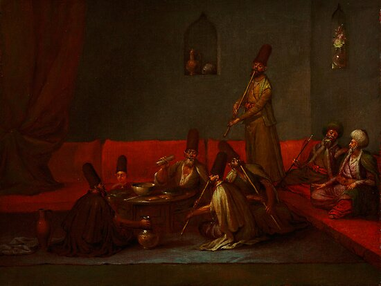 Dervishes by Adam Asar