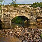 HEBDEN BRIDGE  by Matthew Burniston
