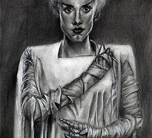 The Bride of Frankenstein by Joe Humphrey