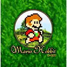 Mario Hobbit (Print Version) by Rodrigo Marckezini