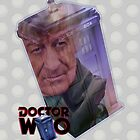 Jon Pertwee by drwhobubble
