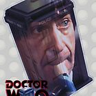 Patrick Troughton Poster by drwhobubble
