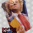 Colin Baker Poster by drwhobubble
