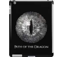 Path of the Dragon iPad Case/Skin