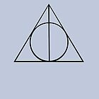Deathly Hallows Harry Potter basic by eatorcs