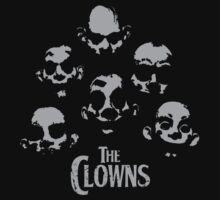 The Clowns by Baznet