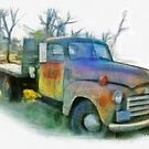 1950 GMC by snuggles