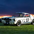 1965 Shelby Mustang GT350R by DaveKoontz