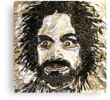 Manson Canvas Print