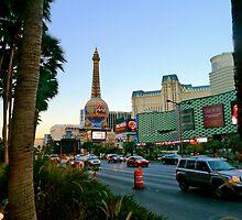 Paris Hotel, Las Vegas by ADayToRemember