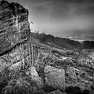 Chevin Surprise View Mono by Colin Metcalf