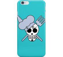 Sanji's Jolly Roger Post Time Skip iPhone Case/Skin