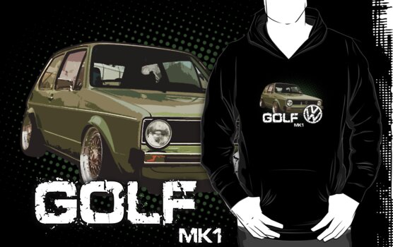 VW Golf MK1 by Barbo