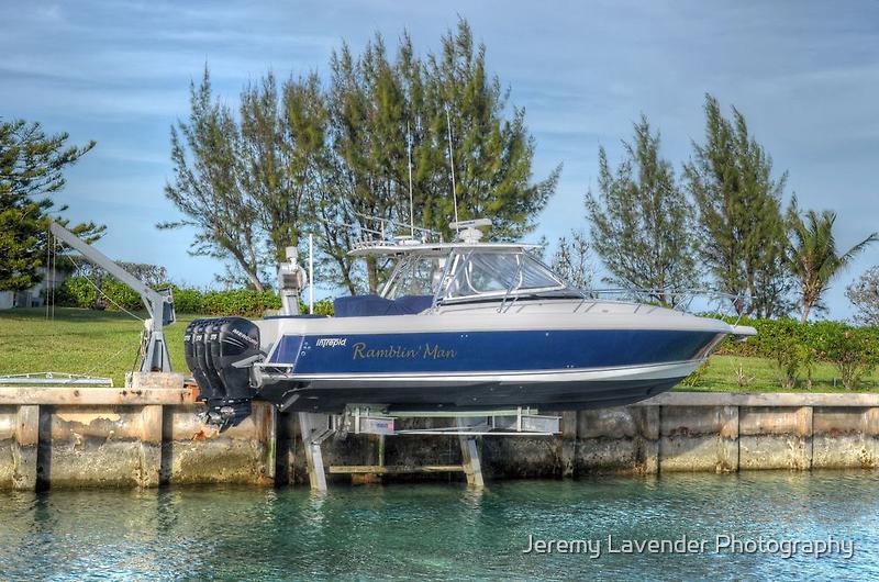 Ramblin' Man in Nassau, The Bahamas by Jeremy Lavender Photography