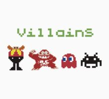 The Villians by Lagunapaul