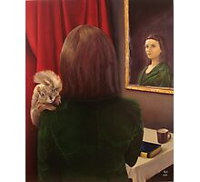 The Mirror Stage Photographic Print