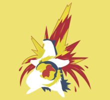 【6700+ views】Pokemon  Cyndaquil>Quilava>Typhlosion by Shaojie Wang
