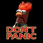 Don&#x27;t Panic - Beaker by marinasinger