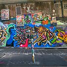 Hosier lane Graf by Lucas D&#x27;Arcy