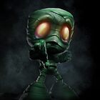 Amumu League of Legends by gleviosa