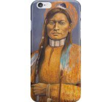 Cheyenne Scout,  Mie Ni-iv,  iPhone Case/Skin