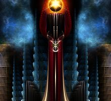 Torch Stone Tower - The Tower Of Acronis by xzendor7