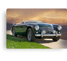 19XX Austin-Healey Sports Car Canvas Print