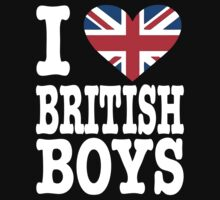 i love british boys by 1453k