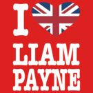 i love liam payne by 1453k