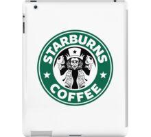 Starburns Coffee iPad Case/Skin
