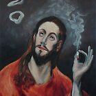 Holy Smoke by UrbanGreen-Art