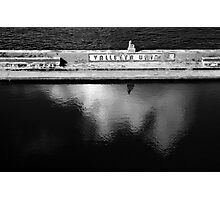 Reflection in Malta Photographic Print