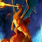 Pokemon Charizard by gleviosa