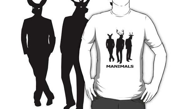 Manimals by pixelman