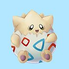 Togepi the Pokemon by gleviosa