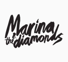 Marina and the Diamonds 2 by idkjenna