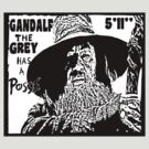 Gandalf Has A Posse by mcnasty