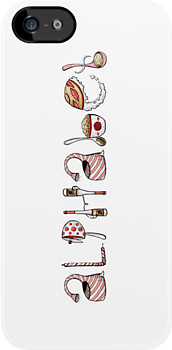 Spills & Spoons Alphabet by Mariya Olshevska