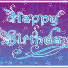 Birthday with a flourish by Yellopants