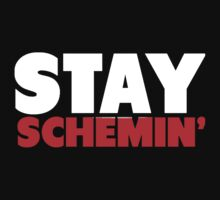Stay Schemin by dtdream