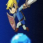Blue Link by PhantomChild