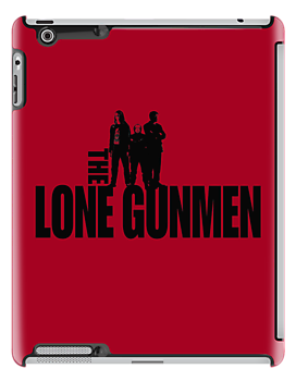 Lone Gunmen by sogr00d