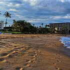 Maui Footprints by BikerChic