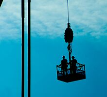 Summer Highwire by IyoungImages