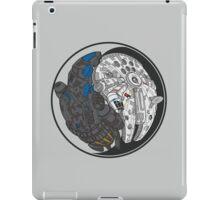 Sci-Fi Yin Yang iPad Case/Skin