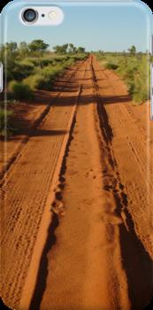 Track to Lake Gregory by Joe Mortelliti
