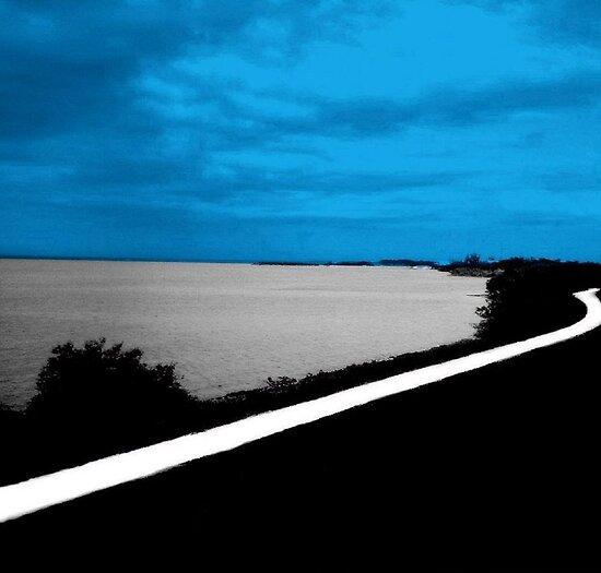 """Key West Road"" by Chip Fatula by njchip123"