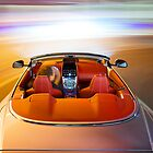 The new Aston Martin DB9 Volante by M-Pics
